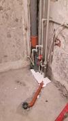 Подмяна на тръби и канал в баня