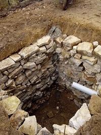 Изграждане на септична яма с.Божичен